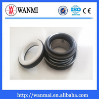 SB type rubber water pump seal,Graphite sealing ring,Booster pump mechanical seal