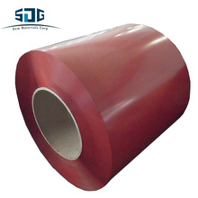 Shandong SDG Brand PPGI- Prepanited galvanized steel coil/sheet/strip