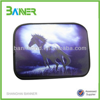 Horse Animal patterns design neoprene notebook bag with handle