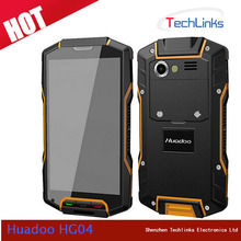 Waterproof Huadoo HG04 IP68 Cellphone Rugged Mobile Phone MSM8926 Quad Core Android 4.4 2GB RAM 16GB ROM 4G LTE Smartphone