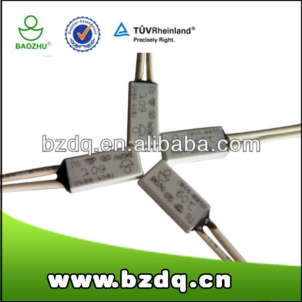 motor winding thermostat low resistance