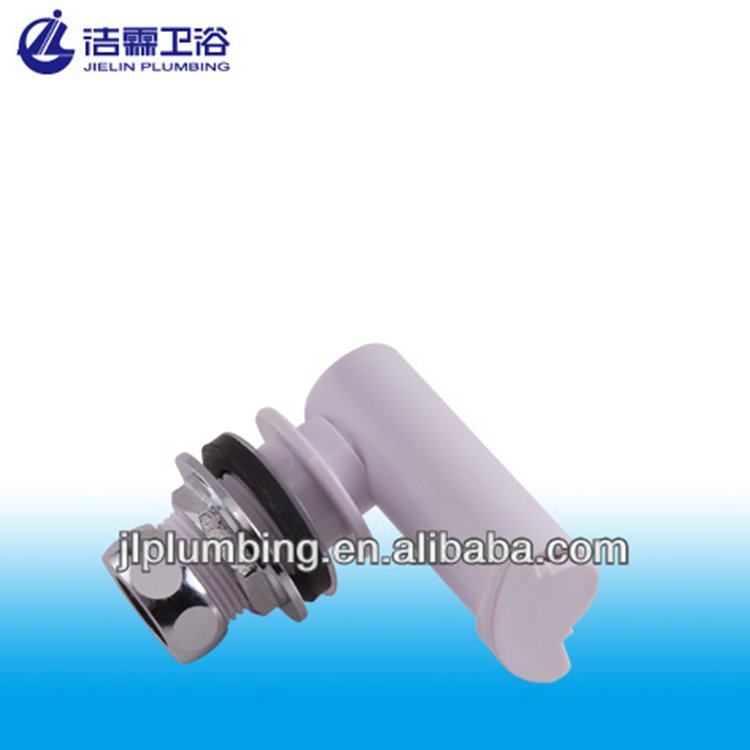 U7002 water exit Flush valve for urinal outlet