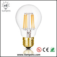 carbon filament bulbs st58 5.5W e27 220v 5w led bulb edison led filament bulb st58 vintage antique e27 filament lamps st58 220v