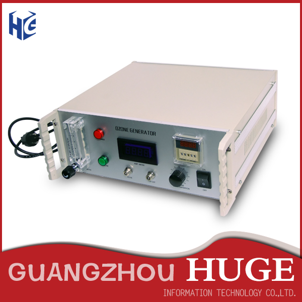 Portable air cooling lab ozone generator for air purify