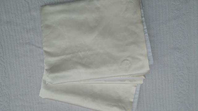 One side 100% silk pillowcase other side cotton 30mm 51*75cm