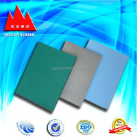 Specially hard urethane rubber pad for manufacture industry