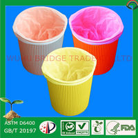 china manufacturer PBAT biodegradable recycling containers for home