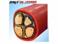 High voltage underground steel wire armored swa power cable