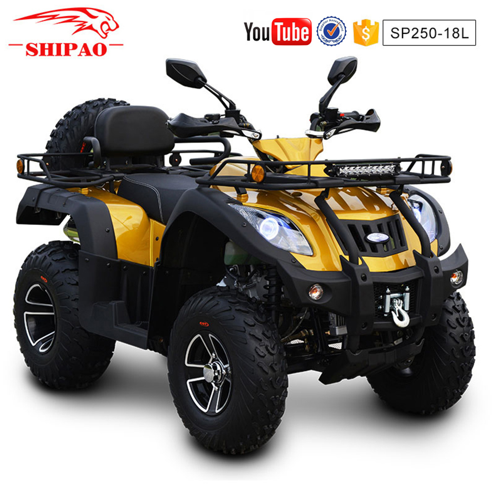SP250-18 Shipao safety quad bike helmets