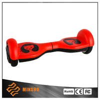 China manufacturer chirstmas gift for kids adults standing up 4.5 inch 2 wheel electric scooter self balancing