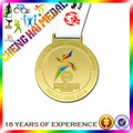 Make cheap sports medal award running gold matal medal