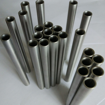 Gr5 Titanium Threaded Tubes And Oem Made Seamless Titanium Tube