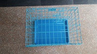 comfortable Pet cage with gate