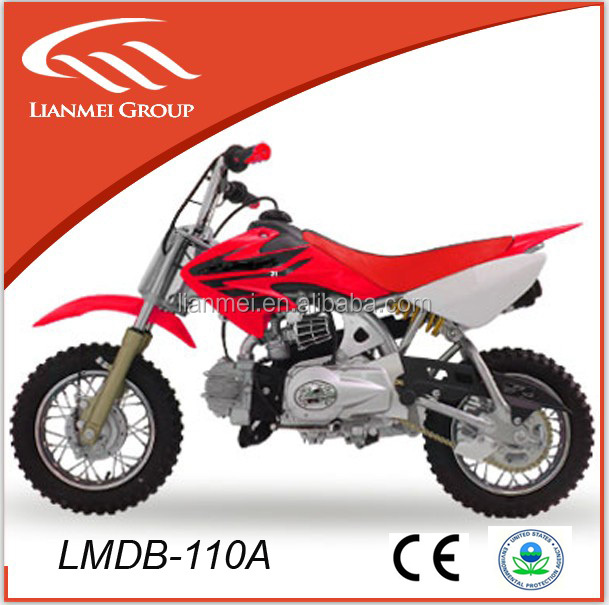 mini gas dirt bikes for sale kids dirt bike bicycle kick start with EPA