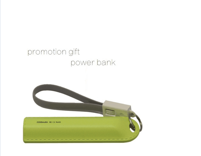 Mobile power supply, power banks and usb chargers, 2600 mah mobile power bank for New technology 2018