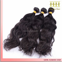Factory Price 7a Grade natural Wave unprocessed perfect lady hair
