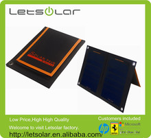 2014 China hot new products 6W portable solar power bank mobile solar power pack 12v 100ah solar storage battery pack
