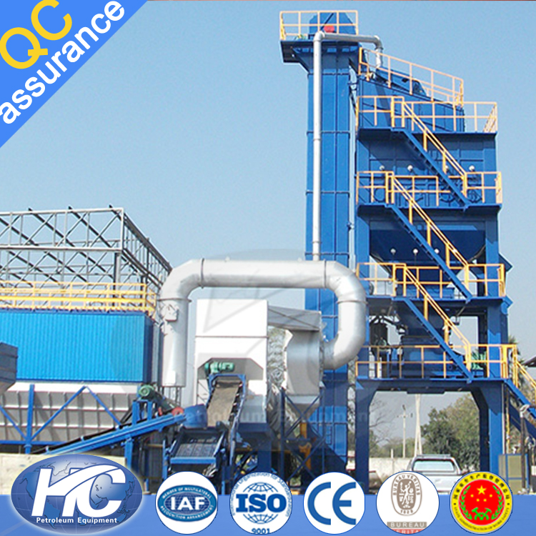 Hot selling forced batch asphalt mixing plants / asphalt batching plant from factory