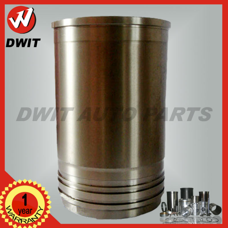 EK100 WET Cylinder Liner of Full Finished type on sale