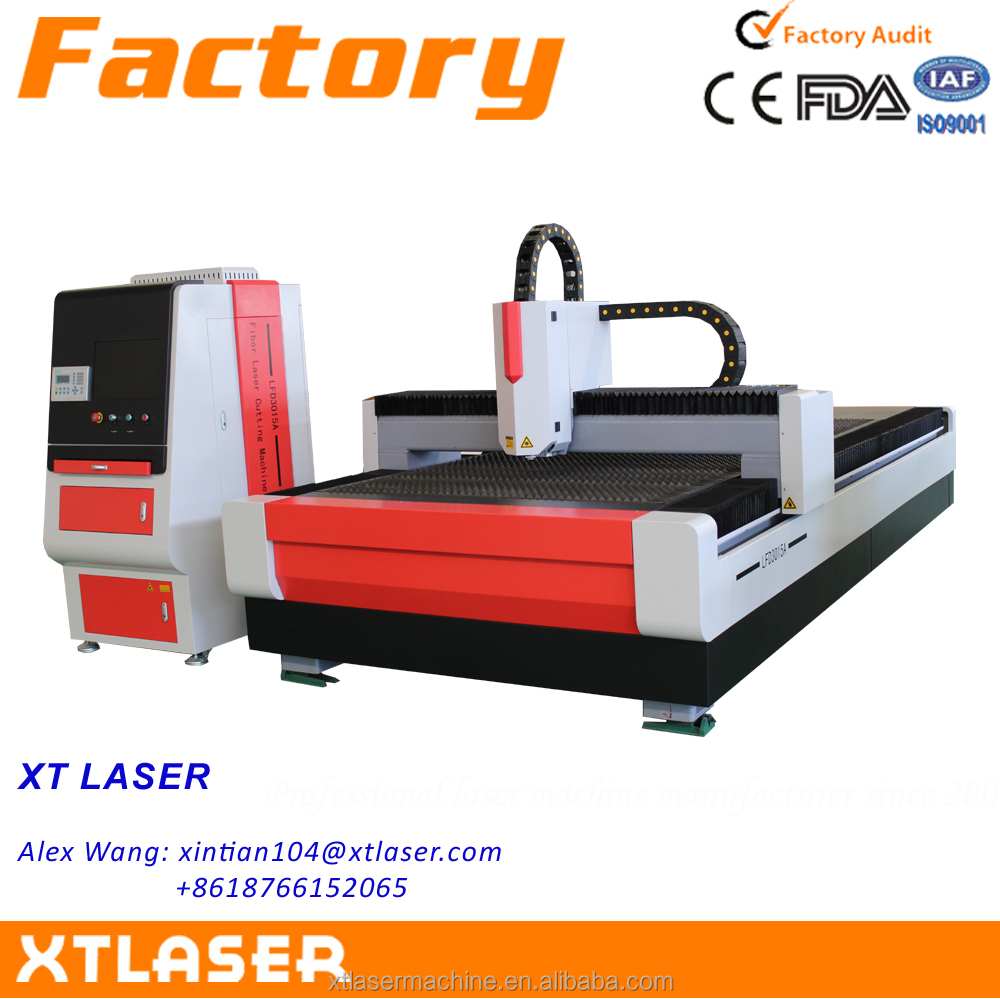 Q switch nd yag laser cut 1000 watt laser cutter machine for sale
