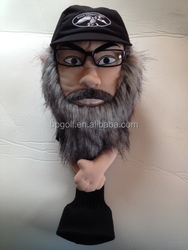 Cartoon Golf Head Cover, Icon Golf Head Cover