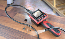 9MM Sewer Pipe Borescope Inspection Camera