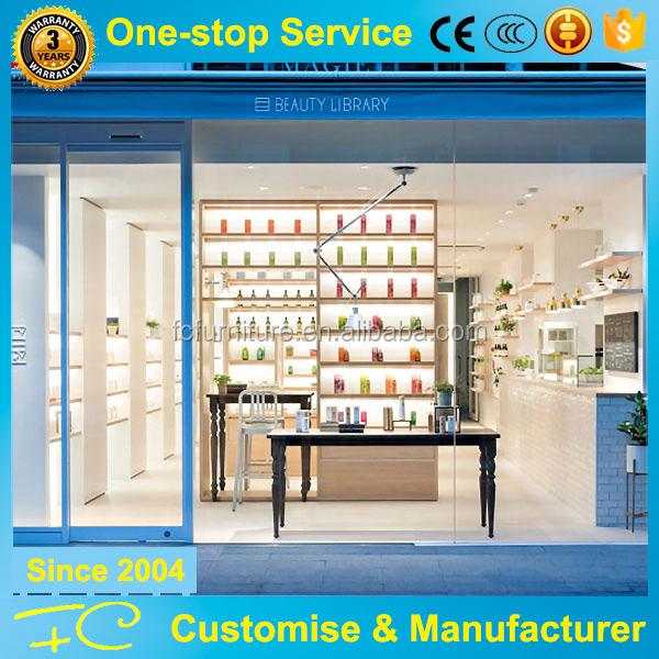 Nice Store Interior Furniture Design For Perfume Shop