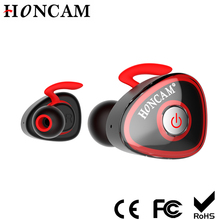 2017 Fashionable True wireless Earbuds for sport fans Bluetooth headphone