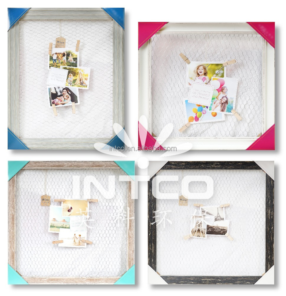 INTCO 344-II-531EM decorative ps frame memo board
