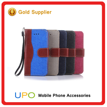 [UPO] For Iphone 5 5s Multi-color Shockproof PU leather Case
