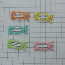 For Wholesales Customize colors bean sprout hairpins