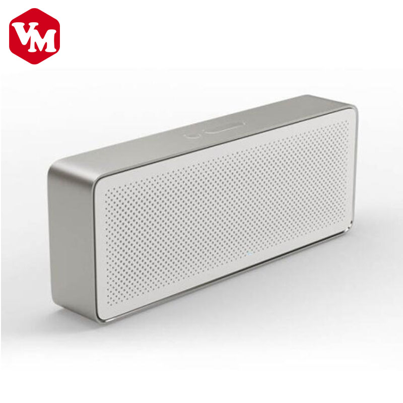 Original Xiaomi Bluetooth V4.2 Speaker 2 Xiaomi Square Box Speaker 2 Portable Music Stereo High Definition Sound Quality Speaker