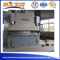 300T3200 Hydraulic press brake machine