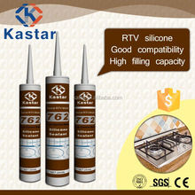 neutral heat resistant RTV silicone