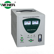 WENBA Single Phase Full Automatic SVR Series Power System Voltage Stabilizer