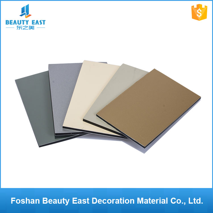 Custom factory directly interior decoration material alucobond /ACP aluminum panels