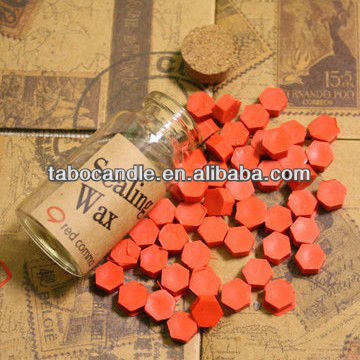 Tabo Natural and Non-toxic Wax Seal Beads In A Bottle