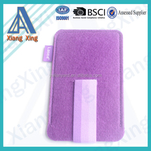 Factory Custom logo with good quality Best deal Wool Felt Sleeve Case for iphone ,ipad ,kindle