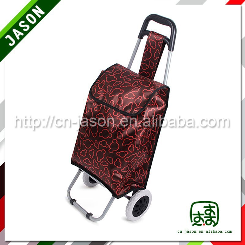 folding hand cart easy operation hand push cart