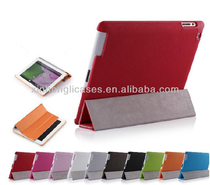 PU Leather Stand For iPad mini cover