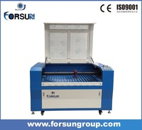 FSL1290 laser engraving machine price for plywood wood crafts