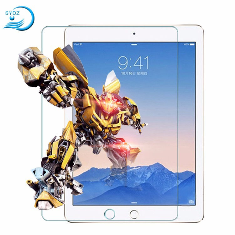 Durable 9H HD Transparent Screen Protector Tempered Glass For Ipad Mini