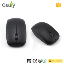 OEM Best cheap 2.4g unique computer slim cordless wireless gaming mouse