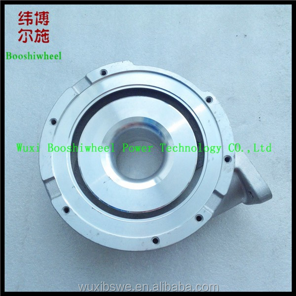 GT2056 775629-0005 14411-Y431A turbo compressor housing turbocharger fornissan booshiwheel brand front housing 775629