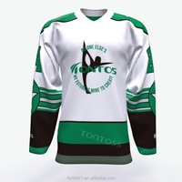 TonTon Custom team hockey uniforms Hockey Jersey