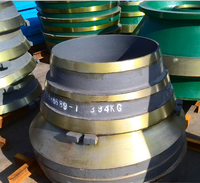 SH bowl liner mantle, Symons Nordberg , cone crusher spares parts shgnhai