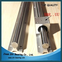 Linear bearing slide with rail sbr20UU linear rail guide sbr20