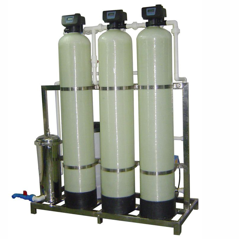 Automatic Ion Exchange Water Softener System