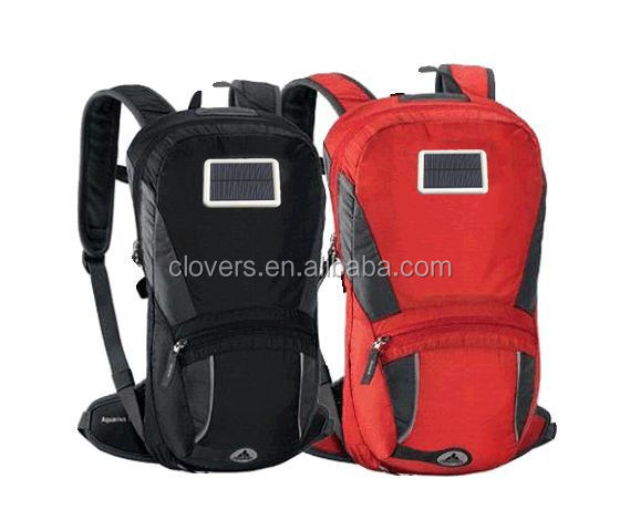2016 popular solar Hydration Packs with low price