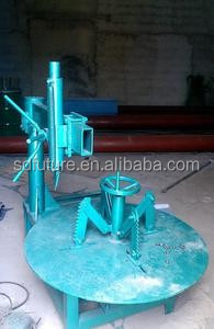 waste tire debeader machine tire sidewall cutter machine